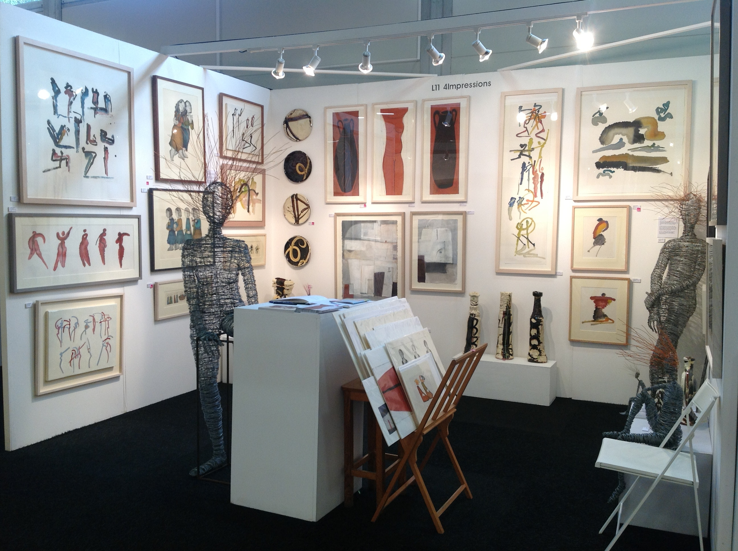 Affordable Art Fair, London